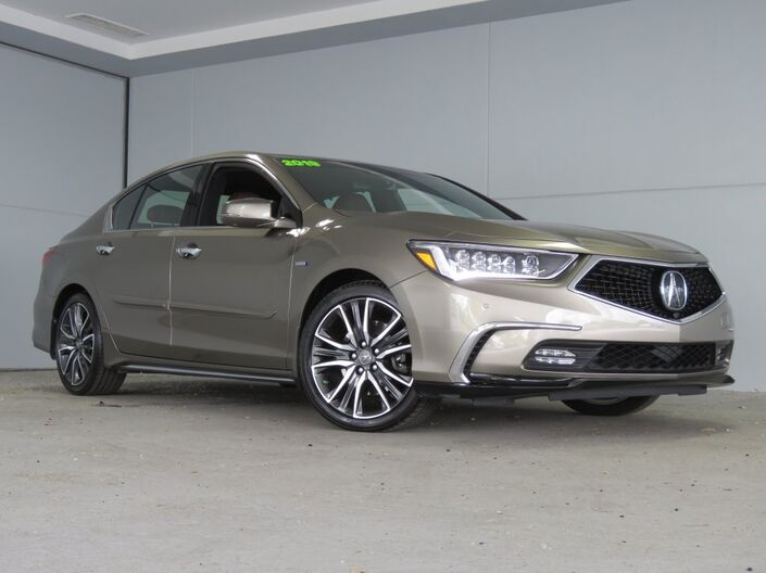 2019 Acura RLX Sport Hybrid Base Merriam KS