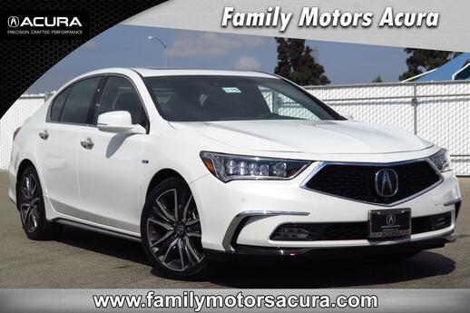 2019 Acura RLX Sport Hybrid SH-AWD with Advance Package Bakersfield CA