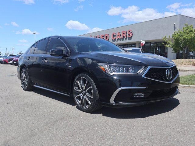 2019 Acura RLX Sport Hybrid w/Advance Pkg Grand Junction CO