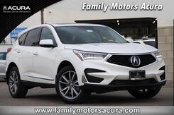 2019_Acura_Rdx_FWD w/Technology Pkg_ Bakersfield CA