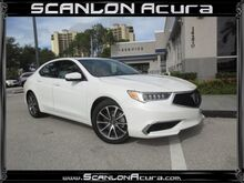 2019_Acura_TLX__ Fort Myers FL