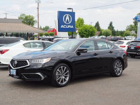 2019 Acura TLX  Salem OR
