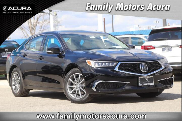 2019 Acura TLX 2.4 8-DCT P-AWS Bakersfield CA