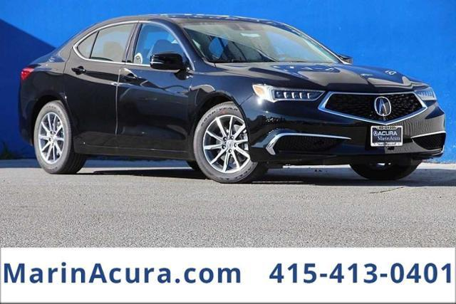 2019_Acura_TLX_2.4 8-DCT P-AWS_ Bay Area CA