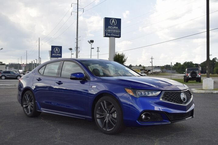 2019 Acura TLX 2.4 8-DCT P-AWS with A-SPEC Augusta GA