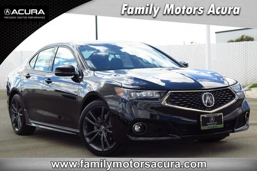 2019 Acura TLX 2.4 8-DCT P-AWS with A-SPEC Bakersfield CA