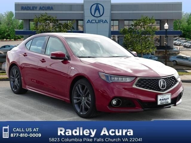2019 Acura TLX 2.4 8-DCT P-AWS with A-SPEC Falls Church VA