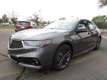 2019_Acura_TLX_2.4 8-DCT P-AWS with A-SPEC RED_ Albuquerque NM
