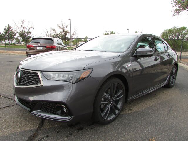 2019 Acura TLX 2.4 8-DCT P-AWS with A-SPEC RED Albuquerque NM