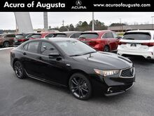 2019_Acura_TLX_2.4 8-DCT P-AWS with A-SPEC RED_ Augusta GA