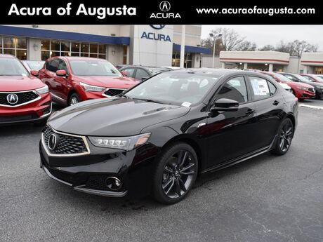 2019 Acura TLX 2.4 8-DCT P-AWS with A-SPEC RED Augusta GA