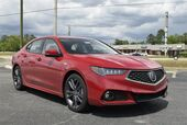 2019 Acura TLX 2.4 8-DCT P-AWS with A-SPEC RED