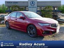 2019_Acura_TLX_2.4 8-DCT P-AWS with A-SPEC RED_ Falls Church VA