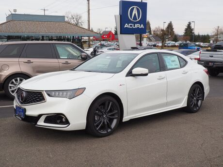 2019 Acura TLX 2.4 8-DCT P-AWS with A-SPEC RED Salem OR