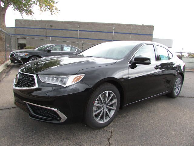 2019 Acura TLX 2.4 8-DCT P-AWS with Technology Package Albuquerque NM