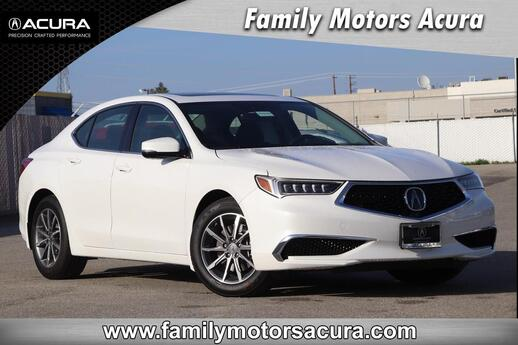 2019 Acura TLX 2.4 8-DCT P-AWS with Technology Package Bakersfield CA