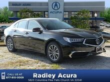 2019_Acura_TLX_2.4 8-DCT P-AWS with Technology Package_ Falls Church VA