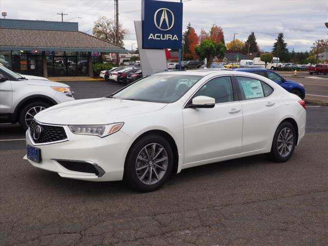 2019 Acura TLX 2.4 8-DCT P-AWS with Technology Package Salem OR