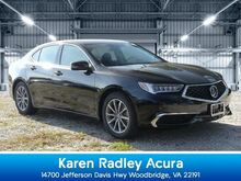 2019_Acura_TLX_2.4 8-DCT P-AWS with Technology Package_ Northern VA DC