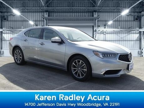 2019 Acura TLX 2.4 8-DCT P-AWS with Technology Package Woodbridge VA