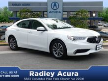2019_Acura_TLX_2.4L Technology Pkg_ Falls Church VA