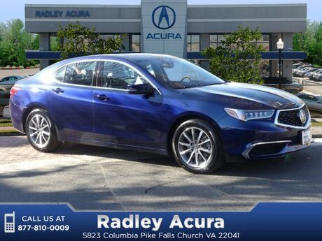 2019 Acura TLX 2.4L Technology Pkg Falls Church VA