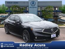 2019_Acura_TLX_2.4L Technology Pkg w/A-Spec Pkg_ Falls Church VA