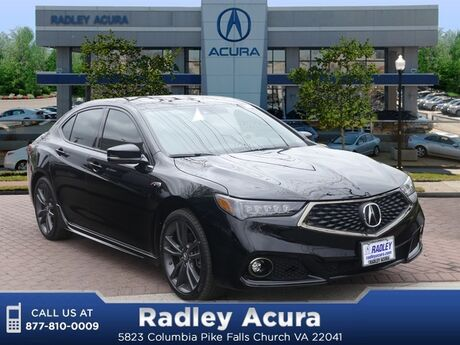2019 Acura TLX 2.4L Technology Pkg w/A-Spec Pkg Falls Church VA