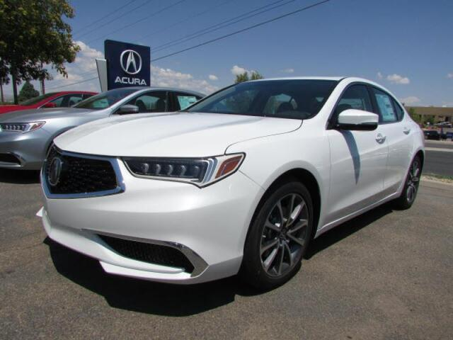2019 Acura TLX 3.5 V-6 9-AT P-AWS Albuquerque NM