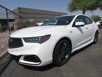 Acura TLX 3.5 V-6 9-AT P-AWS with A-SPEC RED 2019