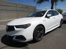 2019_Acura_TLX_3.5 V-6 9-AT P-AWS with A-SPEC RED_ Albuquerque NM