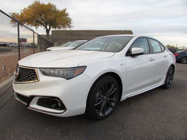 2019 Acura TLX 3.5 V-6 9-AT P-AWS with A-SPEC RED Albuquerque NM
