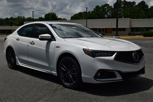 2019 Acura TLX 3.5 V-6 9-AT P-AWS with A-SPEC RED Augusta GA