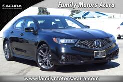 2019_Acura_TLX_3.5 V-6 9-AT P-AWS with A-SPEC RED_ Bakersfield CA