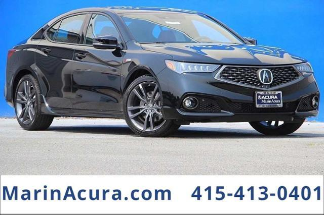 2019_Acura_TLX_3.5 V-6 9-AT P-AWS with A-SPEC RED_ Bay Area CA