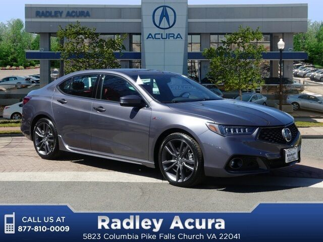 2019 Acura TLX 3.5 V-6 9-AT P-AWS with A-SPEC RED Falls Church VA