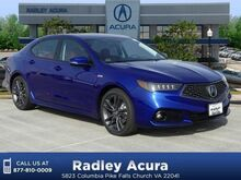 2019_Acura_TLX_3.5 V-6 9-AT P-AWS with A-SPEC RED_ Falls Church VA