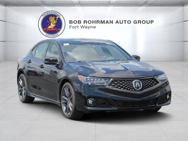 2019 Acura TLX 3.5 V-6 9-AT P-AWS with A-SPEC RED Fort Wayne IN