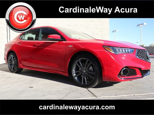 2019 Acura TLX 3.5 V-6 9-AT P-AWS with A-SPEC RED Las Vegas NV