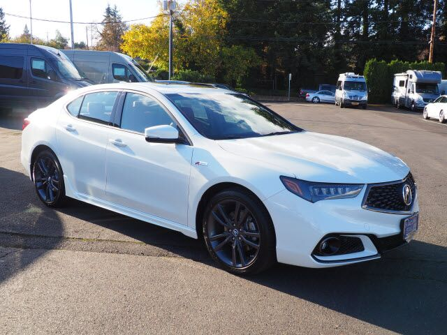 2019 Acura TLX 3.5 V-6 9-AT P-AWS with A-SPEC RED Salem OR