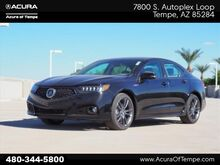 2019_Acura_TLX_3.5 V-6 9-AT P-AWS with A-SPEC RED_ Tempe AZ