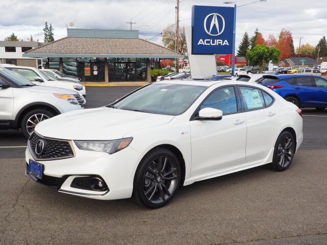 2019 Acura TLX 3.5 V-6 9-AT P-AWS with A-SPEC Salem OR