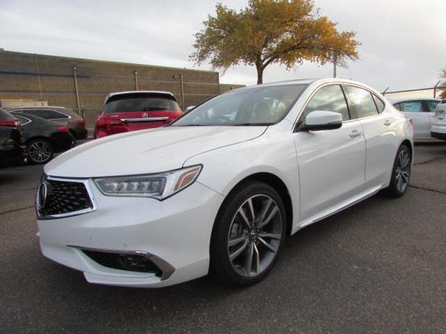 2019 Acura TLX 3.5 V-6 9-AT P-AWS with Advance Package Albuquerque NM