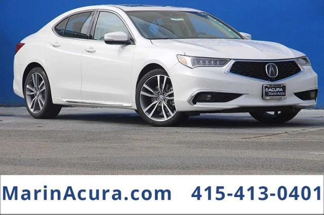 2019 Acura TLX 3.5 V-6 9-AT P-AWS with Advance Package Bay Area CA