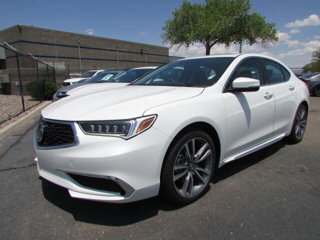 2019 Acura TLX 3.5 V-6 9-AT P-AWS with Technology Package Albuquerque NM