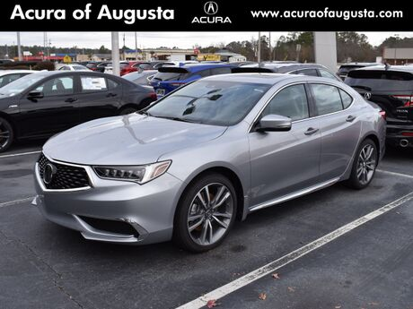 2019 Acura TLX 3.5 V-6 9-AT P-AWS with Technology Package Augusta GA