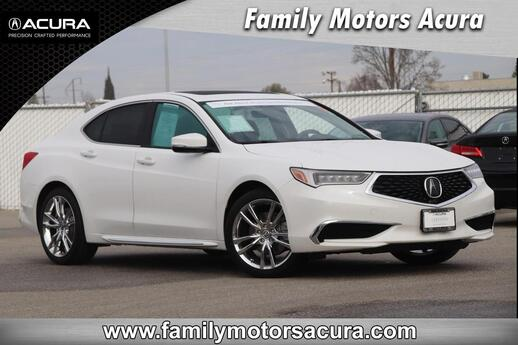2019 Acura TLX 3.5 V-6 9-AT P-AWS with Technology Package Bakersfield CA