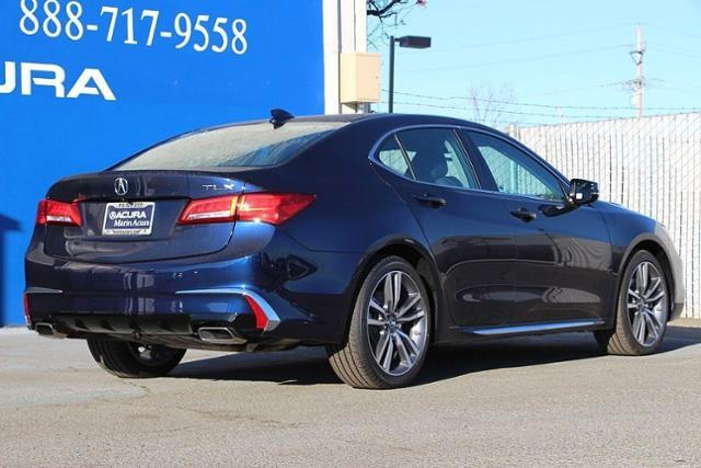 2019 Acura TLX 3.5 V-6 9-AT P-AWS with Technology Package Bay Area CA