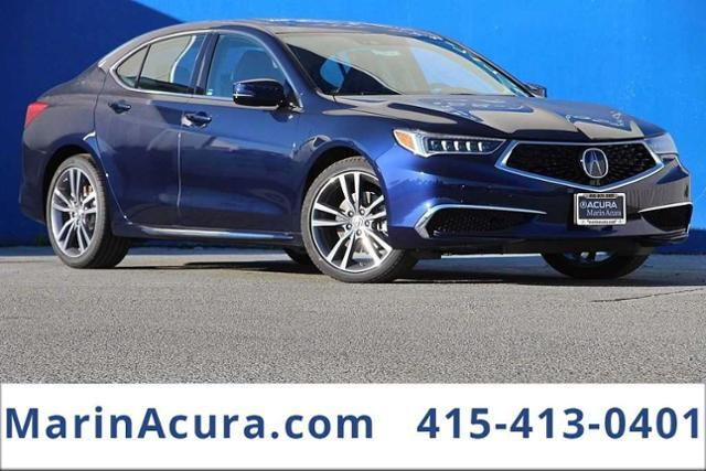 2019_Acura_TLX_3.5 V-6 9-AT P-AWS with Technology Package_ Bay Area CA