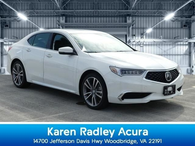 2019 Acura TLX 3.5 V-6 9-AT P-AWS with Technology Package Woodbridge VA